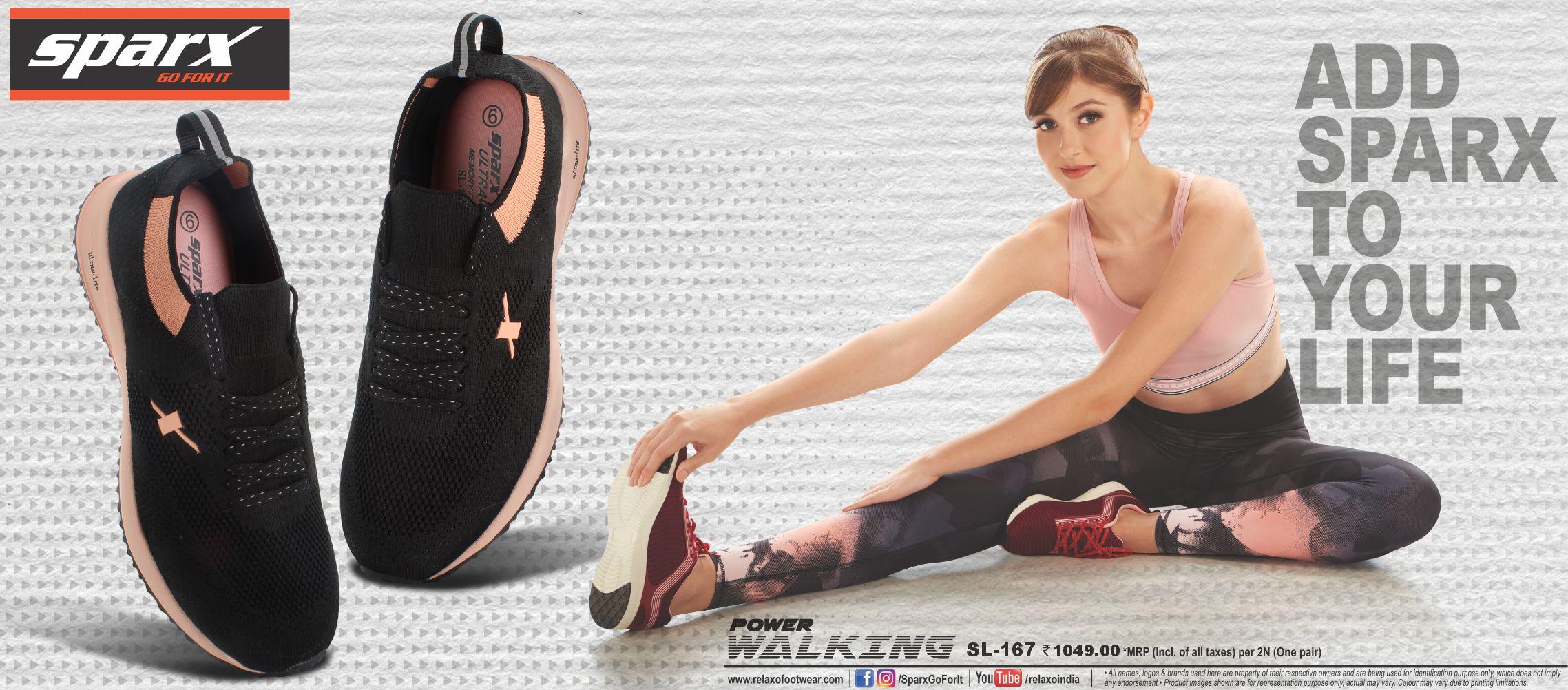 Women and Kids footwear